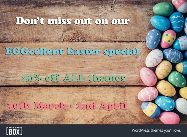 EGGcellent Easter Special