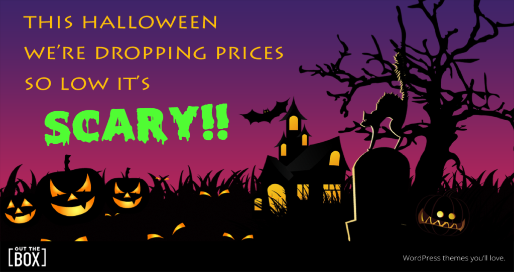 Halloween Sale - Prices so low it's SCARY!!